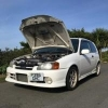 Gold toyota badge - last post by Healey